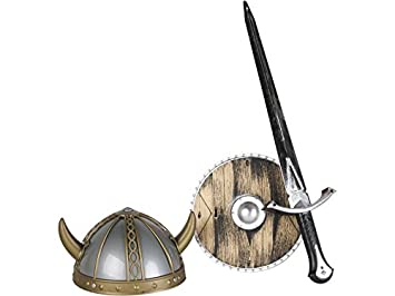 Cascos vikingos