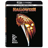 HALLOWEEN 4K UHD+BLURAY [Blu-ray]