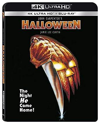 Halloween 2020 4k Box Art Amazon.com: Halloween 4K [Blu ray]: Pleasence, Donald, Moran, Tony