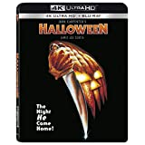 HALLOWEEN 4K UHD+BLURAY