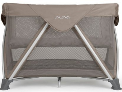 Nuna Sena Aire Travel Crib - Safari