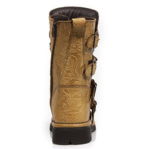 New Rock Comfort-Light Gelb Stiefel M.1473-S28 Gelb