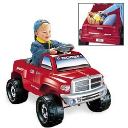 fisher price power wheels dodge ram ride on. Black Bedroom Furniture Sets. Home Design Ideas