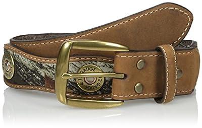 Nocona Belt Co. Men's Scalop Bullet Concho