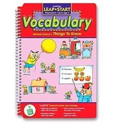 LeapPad: LeapStart Vocabulary -