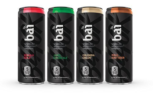 Bai Bubbles, Sparkling Water, Bogotá Blackberry Lime 1 Carbonated drinks with classic soda flavor Only 5 calories and 0 grams of sugar per can Free of artificial sweeteners