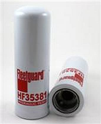 Amazon com: Fleetguard Hydraulic Filter Part No: HF35381