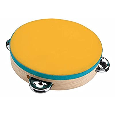 PlanToys 6426 PT Tambourine Music Set: Toys & Games