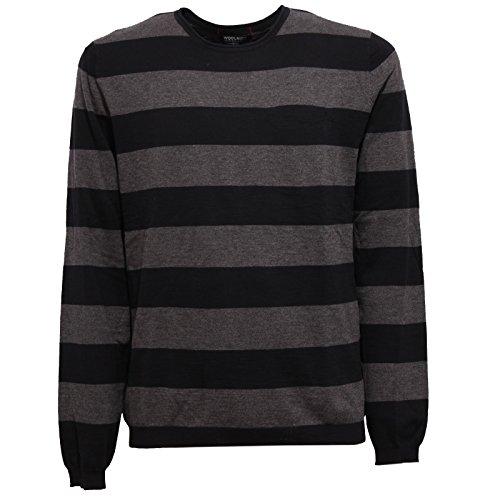 Woolrich Uomo Black Maglione Cotton Nero 5692w Sweater Men grey grigio xIErqIw