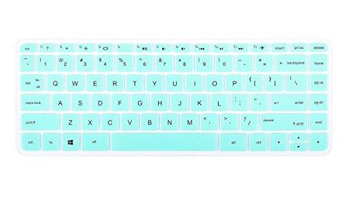 iKammo Keyboard Cover Skin Compatible HP Pavilion 14-ab 14-ac 14-ad 14-al 14-an & HP Stream 14-ax Series,HP Envy 14-j0 Series,14-ab166us 14-ac159nr 14-an010nr 14-an013nr 14-an080nr,BOHELV