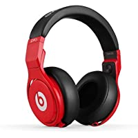 Beats Pro Wired Over-Ear Headphone - Lil Wayne Red/Black (Discontinued by Manufacturer)