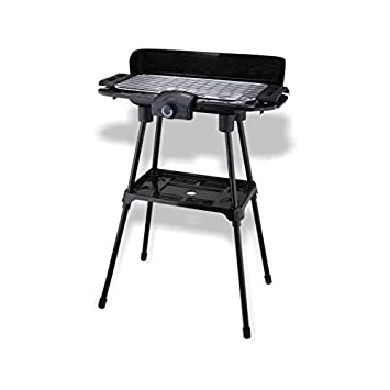 HAEGER OUTBACK - Plancha-grill barbacoa eléctrica 2300 W