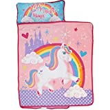 Kids Nap Mat Unicorn with Blanket