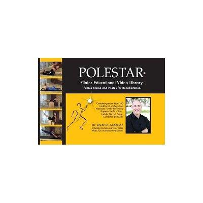 Polestar Pilates Educational Library: Pilates Studio and Pilates for Rehabilitation by Balanced Body