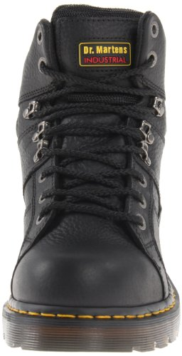 Dr. Martens Heren Ironbridge Ns Werklaars Zwart / Industrial Grizzly