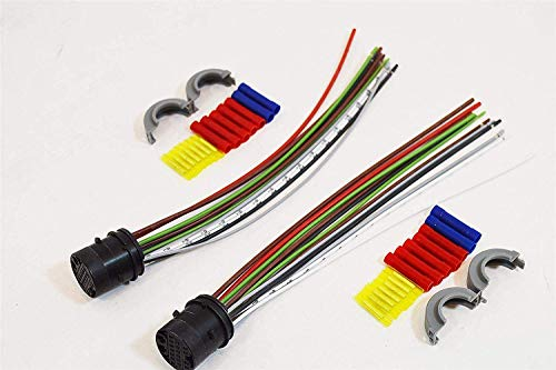 LSC 3061130 : 2 x Rear Door Wiring Loom/Harness Repair Kits & Instructions - NEW from LSC:
