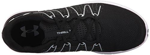 Ua Armour Noir Running Chaussures Under De black 3 Homme Thrill 51xqd