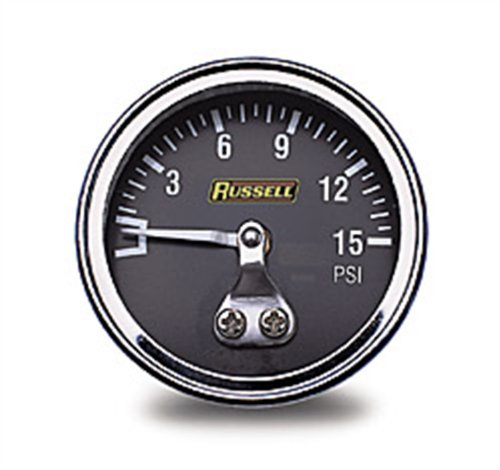 Russell RUS-650350 Fuel PSI Guage