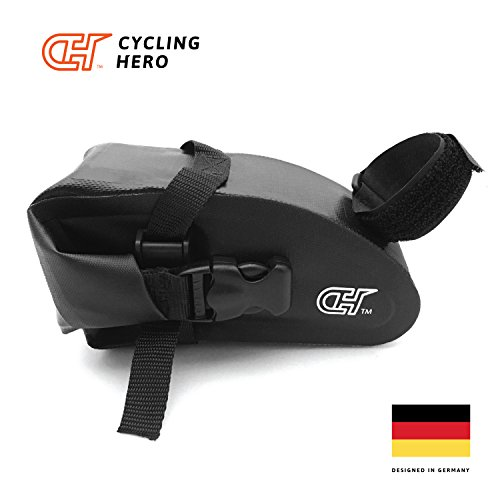 CyclingHero Waterproof Bike Seat Bag
