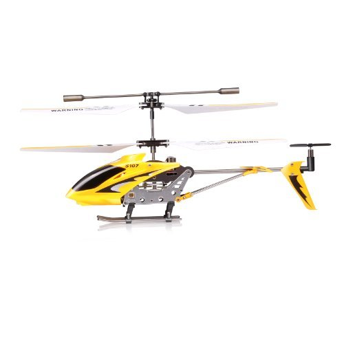 Syma S107 S107G Helicopter Yellow product image