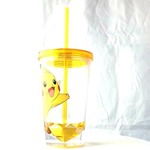 Pokemon Pikachu 16oz Carnival Cup w/ Lightning (Class Yellow T-shirt)