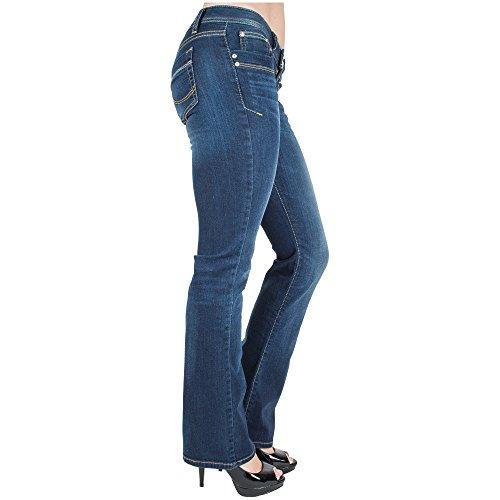 2477 Bleu Jeans Ltb Femme mica Wash YpwTn