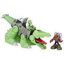 Super Hero Adventure Spiderman and Lizard Figure