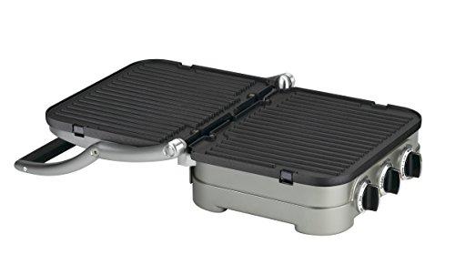 Cuisinart GR-4NAMZ Griddler, Stainless Steel by Cuisinart (Image #5)