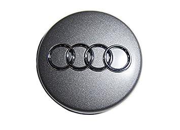 1 Original Audi Buje Tapa Buje tapas Llanta Tapa 4B0 601 170 – 59 mm: Amazon.es: Coche y moto