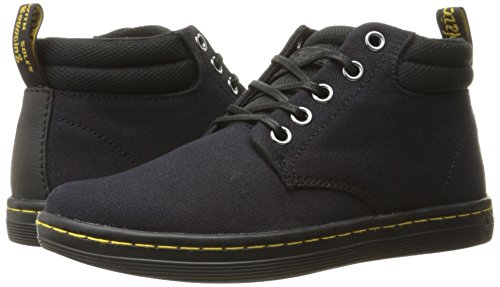 Pictures of Dr. Martens Women's Belmont Chukka Boot Black Lux/Dapk/Game on 4