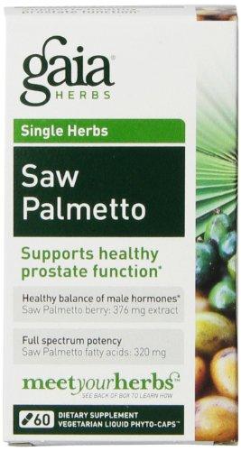 Gaia Herbs Palmetto Liquid Phyto Capsules product image