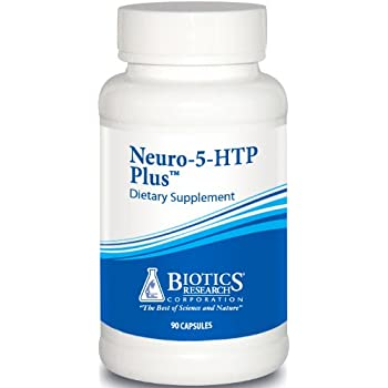 Biotics Research Neuro-5 HTP Plus -- 90 Capsules