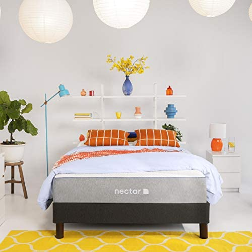 Nectar Full Mattress 2 Pillows Included