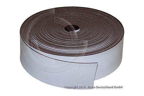 5 m Magnetband für Regalbeschriftung 20 x 0,7 mm