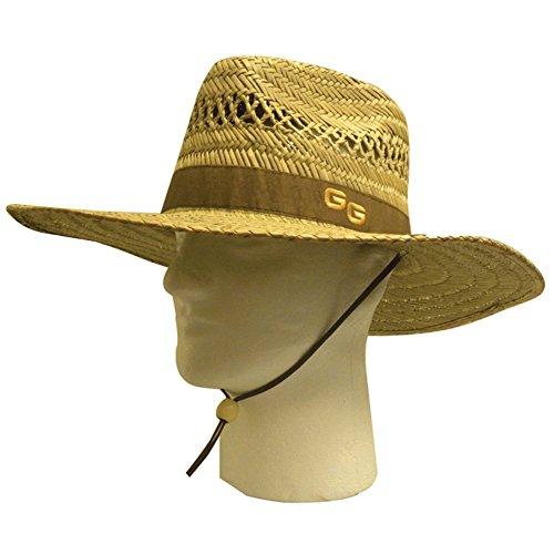 Glacier Glove Sonora Straw Sun Hat (Beige, Large/X-Large)