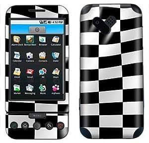 Checkered Flag Skin for HTC G1 Phone