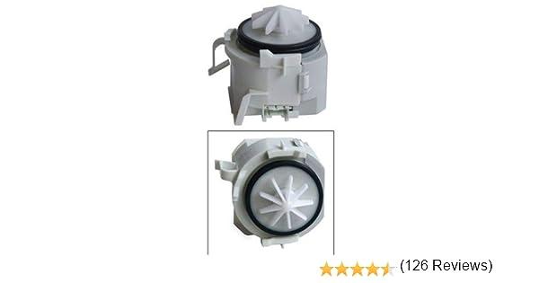 Bosch Siemens Bomba lavavajillas bomba de drenaje bomba para Balay, Neff, Constructa – No.: 611332: Amazon.es: Grandes electrodomésticos