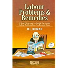 Labour Problems and Remedies