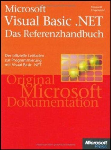 Microsoft Visual Basic .NET