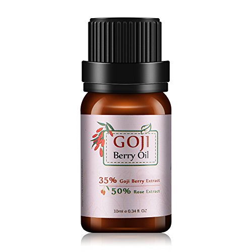 Goji Berry Face Essential Oil Facial Anti-wrinkle Skin Tightening Cream 10ml