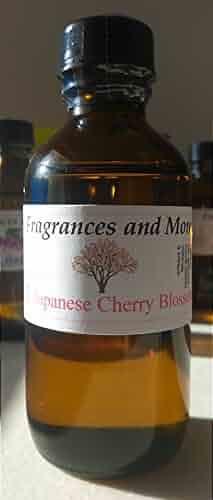 Japanese Cherry Blossom Fragrance Oil 2 ounces