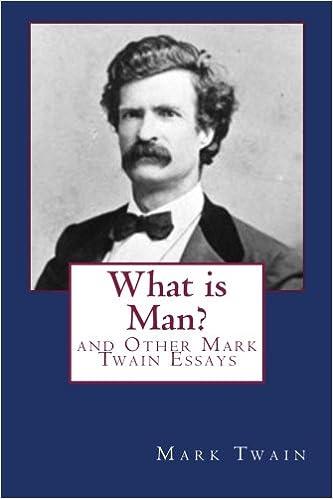essays written by mark twain