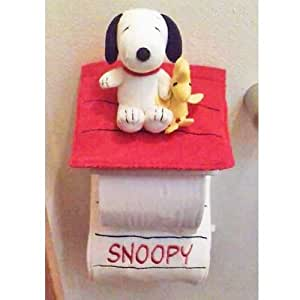 SNOOPY - Toilet Paper Holder