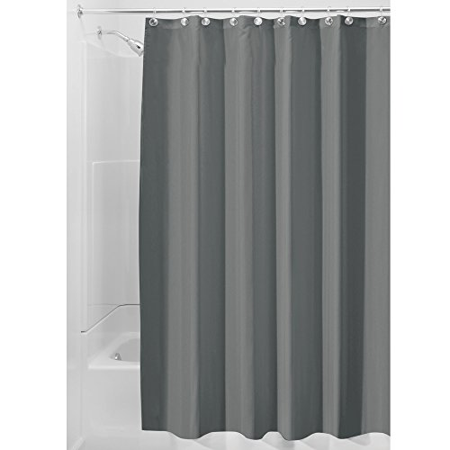 interdesign-water-repellent-and-mildew-resistant-fabric-shower-curtain-72-x-96-extra-long-charcoal-g