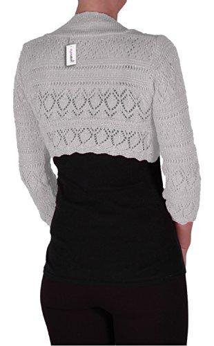 Au Lilly Catch Dames Crochet Glitz Tricot Eye Lurex xX1waqTqE