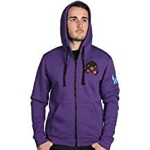 JINX Overwatch Ultimate Widowmaker Zip-up Hoodie