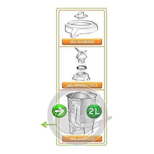 Licuadora calefacción Soup & Co Moulinex: Amazon.es: Hogar