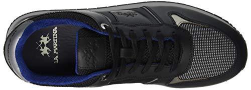 Noir Chaussures 240 Martina Homme La Nero de Scarpa Gymnastique 1pWURw