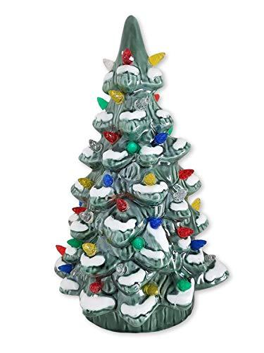 Burton & Burton Decor Lighted Christmas Tree (Tree Christmas Ceremic)