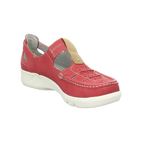 amp; Pointure Co 0 882461328533 Rouge Shoes Klett Couleur Jana 39 vPS5R0w0q